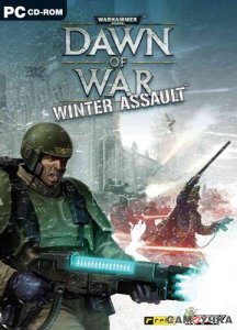 ������� ���� Warhammer 40.000 - Dawn of War + Winter Assault (2007/RUS) PC