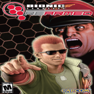 ������� ���� Bionic Commando Rearmed (2008) RUS