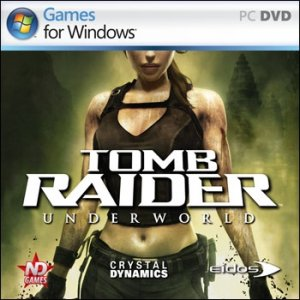 ������� ���� Tomb Raider Underworld