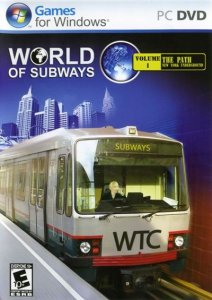 скачать игру бесплатно World of Subways Vol.1 - New York Underground 'The Path' (RUS/ENG/2008)