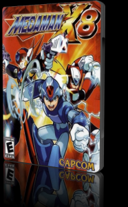   Megaman X8