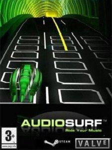������� ���� AudioSurf: Ride your music