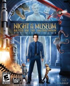 скачать игру бесплатно Night at the Museum: Battle of the Smithsonian - The Video Game (2009/ENG/RUS)