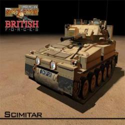 скачать игру бесплатно Combat Mission: Shock Force. British Forces (2009/ENG/DEMO) PC