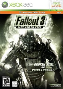 скачать игру бесплатно Fallout 3: Broken Steel And Point Lookout (2009/ENG/XBOX360)