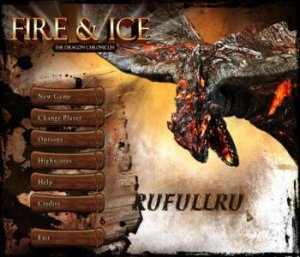 скачать игру Fire and Ice: The Dragon Chronicles v0.92