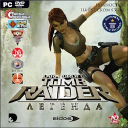 ������� ���� Tomb Raider: ������� (2006/RUS/RePack) PC