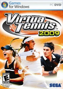 ������� ���� Virtua Tennis