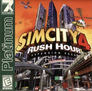 ������� ���� SimCity 4: Rush hour (2003/7 ����/Rus)