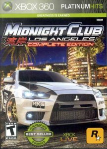 скачать игру бесплатно Midnight Club: Los Angeles Complete Edition (2009/ENG) XBOX360