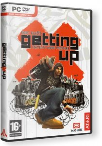 ������� ���� Marc Ecko's Getting Up: Contents Under Pressure (2006/RUS/RePack)