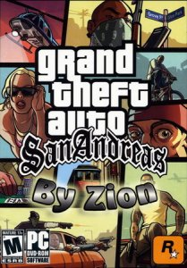 скачать игру Grand Theft Auto: San Andreas By Zion (2009/RUS) PC