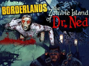 скачать игру бесплатно Borderlands: The Zombie Island of Dr Ned (2009/ENG/Add-on) PC