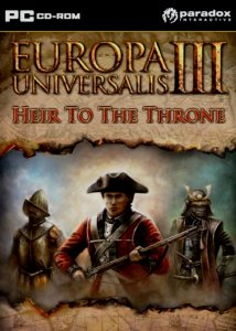 скачать игру бесплатно Europa Universalis III: Heir to the Throne (2009/RUS/ENG) PC