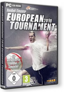 скачать игру бесплатно Handball-Simulator: European Tournament 2010 (2010/ENG) PC
