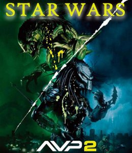 ������� ���� Aliens vs. Predator 2: Star Wars