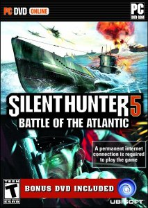 скачать игру бесплатно Silent Hunter 5:Battle of the Atlantic (2010/RUS/ENG) PC