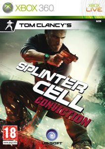 скачать игру бесплатно Tom Clancy`s Splinter Cell: Conviction (ENG/2010) XBOX360