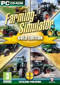 скачать игру Farming Simulator Gold Edition