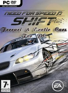 скачать игру бесплатно Need For Speed: Shift Ferrari & Exotic Cars For PC (upd. 01.08.10) PC
