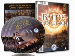 скачать игру бесплатно The Lord Of The Rings: The Battle For Middle-Earth (2004/RUS/ENG) PC