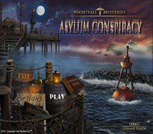 скачать игру бесплатно Nightfall Mysteries: Asylum Conspiracy (2010/ENG) PC