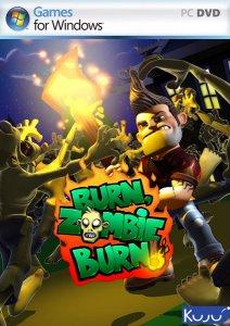 ������� ���� Burn Zombie Burn (2010/RUS) PC