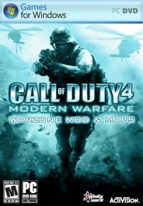 скачать игру бесплатно Call of Duty 4 Modern Warfare - WarZone MOD & Maps (2010/RUS) PC