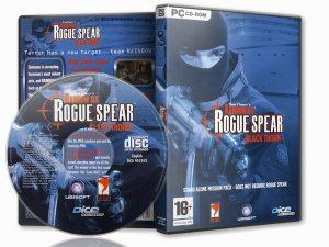 скачать игру бесплатно Tom Clancy's Rainbow Six: Rogue Spear - Black Thorn (2001/RUS) PC