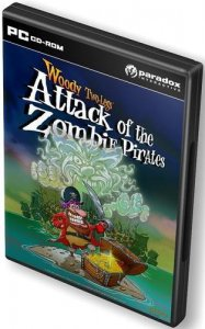 скачать игру Woody Two Legs Attack of the Zombie Pirates