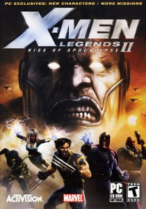 скачать игру бесплатно X-Men Legends 2: Rise of Apocalypse (2005/RUS/ENG) PC