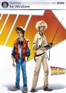 скачать игру бесплатно Back to the Future: The Game Episode 1 (2010/RUS/ENG) PC