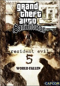скачать игру Grand Theft Auto: San Andreas - Resident Evil 5 World Fallen (2011/ENG/RUS) PC
