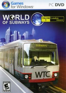 скачать игру бесплатно World of Subways Vol. 3 London Underground (2011/ENG) PC