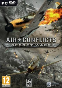 скачать игру Air Conflicts: Secret Wars