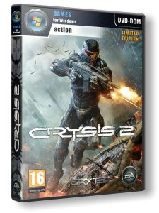 скачать игру бесплатно Crysis 2 - Retaliation Pack & Multiplayer (2011/Rus/Eng) PC
