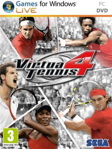 ������� ���� Virtua Tennis 4