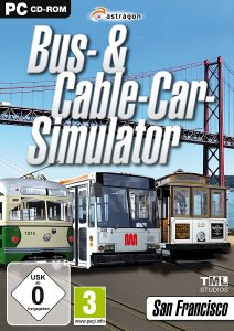 скачать игру бесплатно Bus & Cable Car Simulator: San Francisco (2011/DE) PC