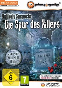 скачать игру бесплатно Unlikely Suspects: Die Spur des Killers (2011/DE) PC