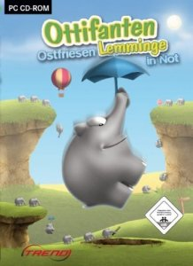 скачать игру бесплатно Ottifanten - Ostfriesen Lemminge in Not (2006/Rus) PC