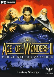 скачать игру бесплатно Age of Wonders 2: The Wizard's Throne (2002/RUS/ENG) PC