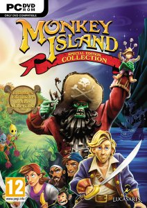 скачать игру бесплатно Monkey Island Special Edition Collection (2011/ENG) PC