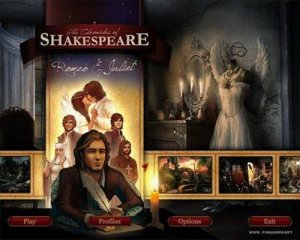 скачать игру The Chronicles of Shakespeare: Romeo & Juliet