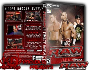 игра WWE Raw Ultimate Impact 2012 (2011/ENG) PC