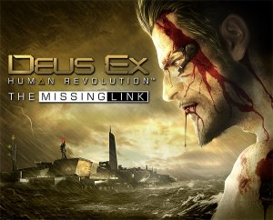 скачать игру бесплатно Deus Ex: Human Revolution – The Missing Link (2011/RUS/ENG) PC