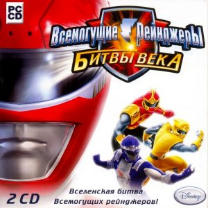 игра Power Rangers: Битвы века (2008/RUS/ENG) PC