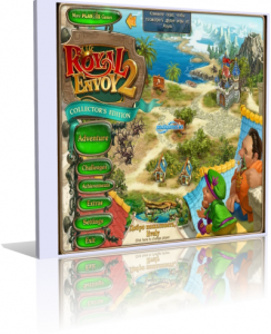 скачать игру бесплатно Royal Envoy 2 Collector`s Edition (2011/Eng/Rus) PC