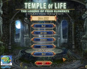 скачать игру бесплатно Temple of Life: The Legend of Four Elements Collector's Edition (2011/ENG) PC