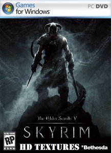 скачать игру бесплатно The Elder Scrolls V: Skyrim HD - Textures (2011/RUS) PC