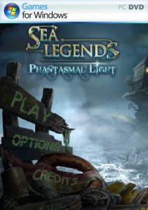 скачать игру бесплатно Sea Legends: Phantasmal Light Collector's Edition (2012/ENG) PC